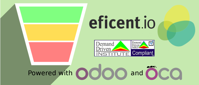Implement DDMRP with eficent.io